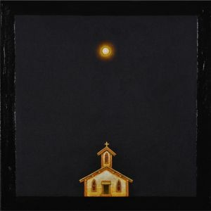 38. YELLOW CHURCH – YELLOW MOON – 24